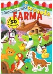 Niesamowicie wesoła farma - okładka książki