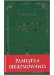 O naśladowniu Chrystusa. Pamiątka - okładka książki