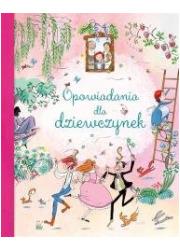 Opowiadania dla dziewczynek w.2019 - okładka książki