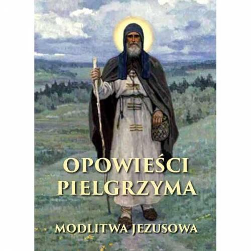 Opowieści pielgrzyma - okładka książki