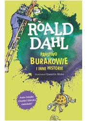 Państwo Burakowie i inne historie - okładka książki