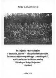 Rozbijanie rosjo-fałszów o kapitanie - okładka książki