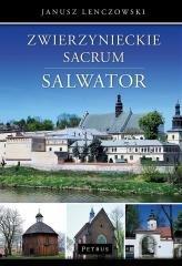 Zwierzynieckie sacrum. Salwator - okładka książki