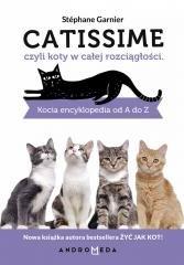 Catissime, czyli koty w całej rozciągłości - okładka książki
