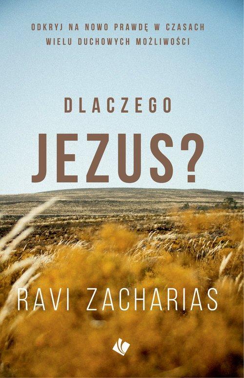 Dlaczego Jezus? - okładka książki