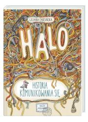 Halo. Historia komunikowania się - okładka książki