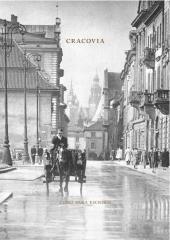 Kraków w. hiszpańska. Książka do - okładka książki