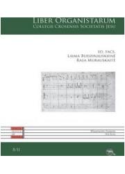 Liber Organistarum Colegii Crosensis... - okładka książki