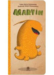 Marvin - okładka książki