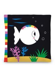 Moja pierwsza rybka. Książeczka - okładka książki