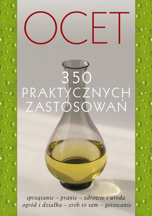Ocet 350 praktycznych zastosowań - okładka książki