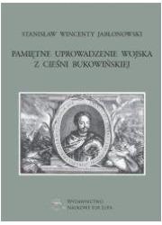 Pamiętne uprowadzenie wojska z - okładka książki