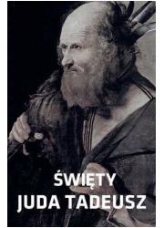 Święty Juda Tadeusz - okładka książki