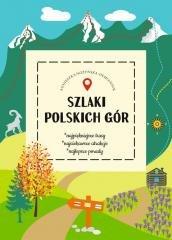 Szlaki polskich gór - okładka książki