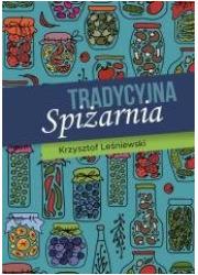 Tradycyjna Spiżarnia - okładka książki