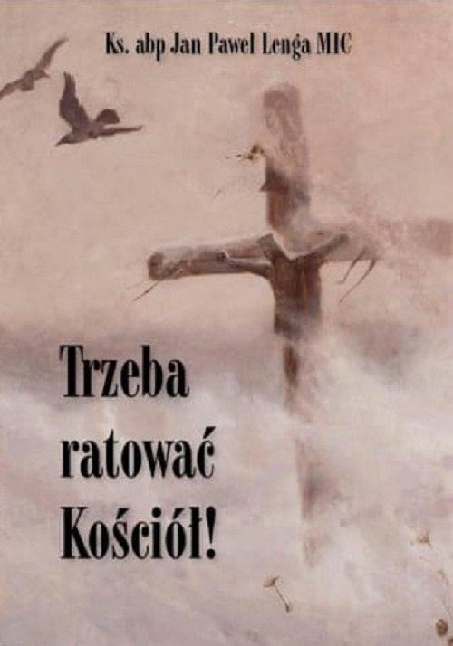 Trzeba ratować Kościół! / Św. Tomasz - okładka książki