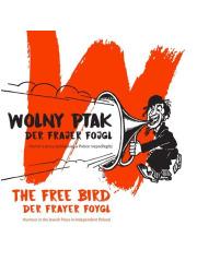 Wolny ptak/Der Frajer Fojgl. Humor - okładka książki