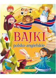 Bajki polsko-angielskie - okładka książki