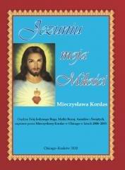 Jezuniu moja Miłości - okładka książki
