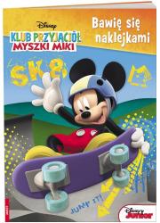 Klub Przyjaciół Myszki Miki Bawię - okładka książki