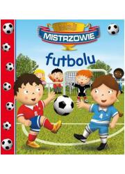 Mali Mistrzowie futbolu - okładka książki