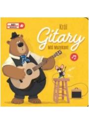 Mały wirtuoz - Król Gitary - okładka książki