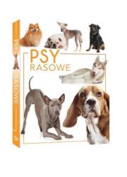 Psy rasowe - okładka książki