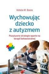 Wychowując dziecko z autyzmem - okładka książki
