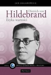Dietrich von Hildebrand. Etyka - okładka książki
