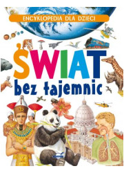 Encyklopedia dla dzieci. Świat - okładka książki