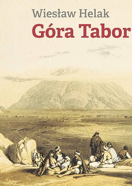 Góra Tabor - okładka książki