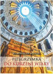 Pielgrzymka do korzeni wiary - okładka książki