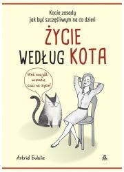 Życie według kota - okładka książki