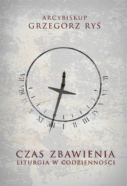 Czas zbawienia - okładka książki