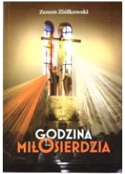 Godzina Miłosierdzia - okładka książki