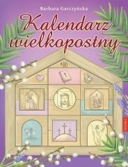 Kalendarz wielkopostny - okładka książki