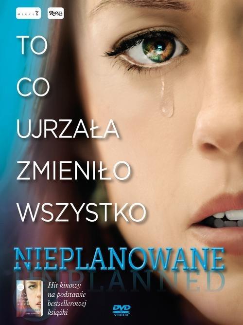 Nieplanowane (DVD) - okładka filmu