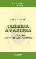 Querida Amazonia - okładka książki