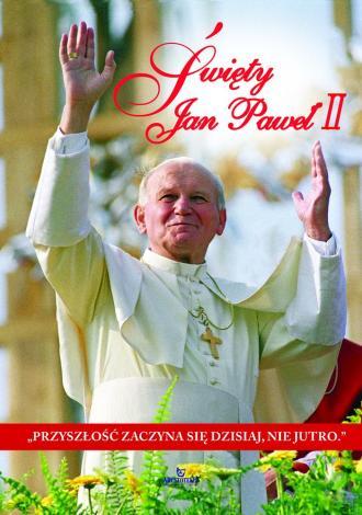 Święty Jan Paweł II - okładka książki