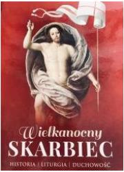Wielkanocny skarbiec - okładka książki