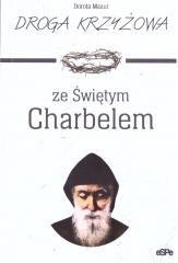 Droga krzyżowa ze św. Charbelem - okładka książki
