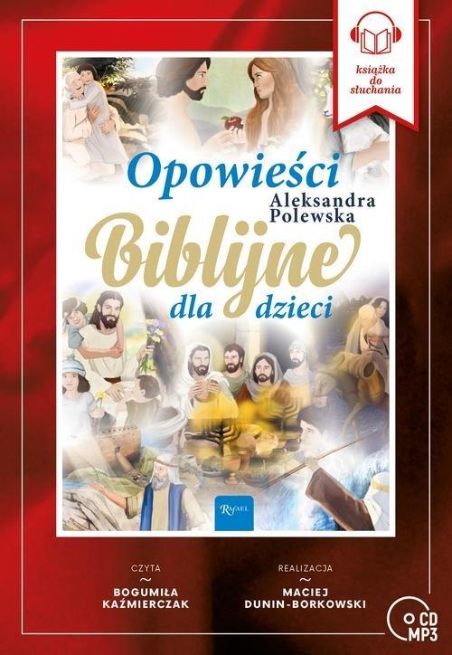 Opowieści Biblijne dla dzieci - pudełko programu