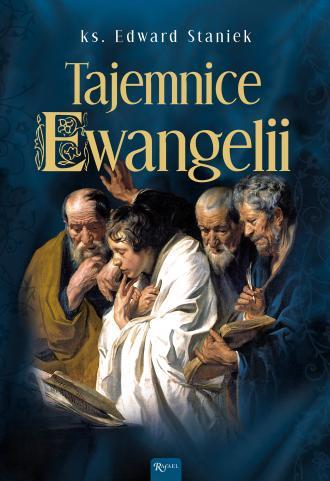 Tajemnice Ewangelii - okładka książki