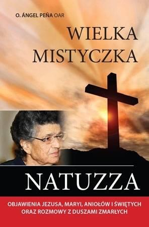 Wielka mistyczka Natuzza - okładka książki