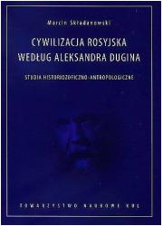 Cywilizacja rosyjska według Aleksandra - okładka książki