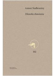 Filozofia zbawienia - okładka książki
