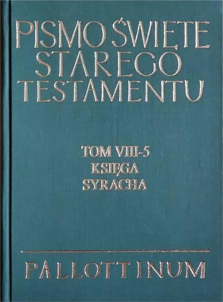 Pismo Święte Starego i Nowego Testamentu. - okładka książki
