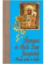Nowenna do Matki Bożej Jasnogórskiej - okładka książki