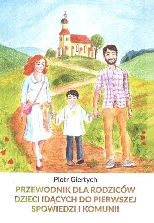 Przewodnik dla Rodziców dzieci - okładka książki
