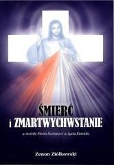Śmierć i zmartwychwstanie - okładka książki